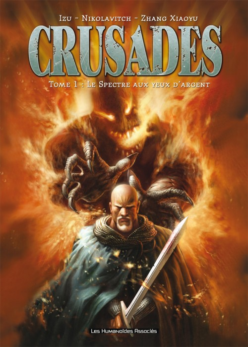 Crusades - 3T - Serie Complete [CBR] [FR]