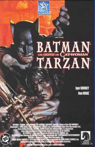 Les derniers arrivages ... - Page 5 BatmanTarzancof_18012005
