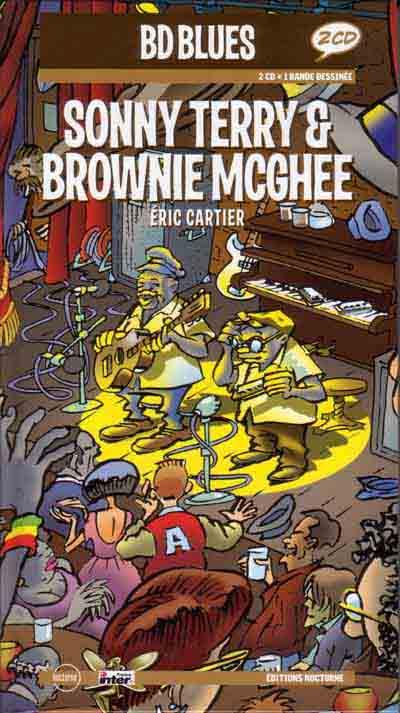 400x713 - BD Blues 1. Sonny Terry & Brownie McGhee