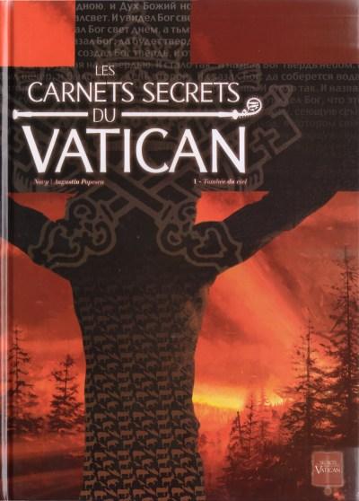 Les carnets secrets du Vatican 2 Tomes [BD] [MULTI]