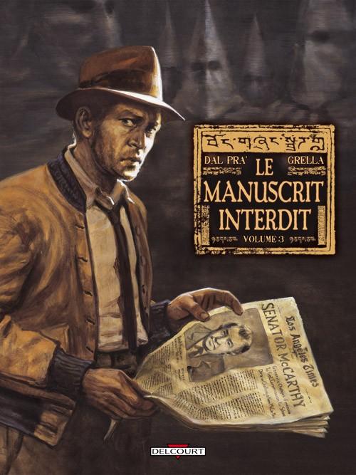 Le Manuscrit Interdit [CBR] [FR] Serie Complete