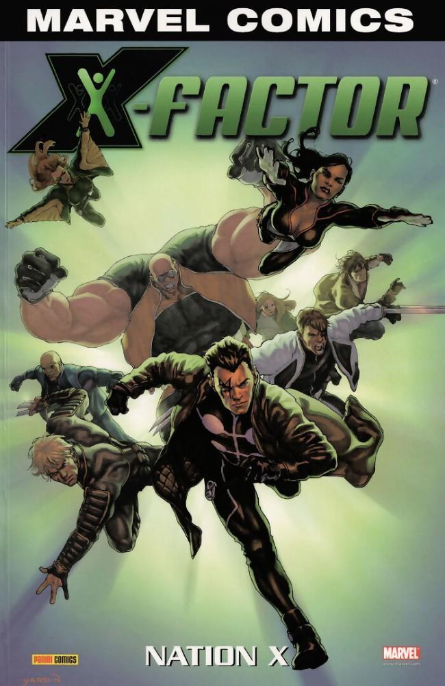 [Marvel Monster] X-Factor - Nation X - FR - CBR