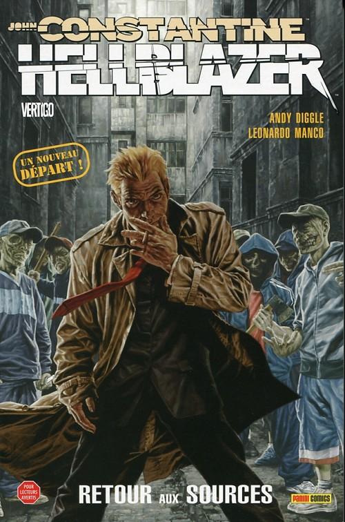 [Vertigo Big Book] John Constantine: Hellblazer - Retour aux sources - FR - CBR