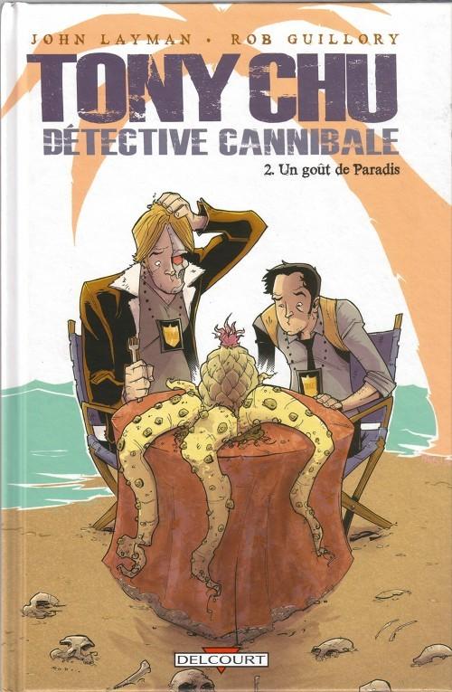 Tony Chu - Detective cannibale - T02 - FR - CBR