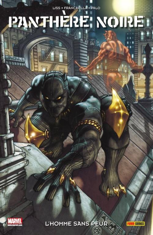 [100% Marvel] Panthere Noire - T01 - FR - CBR