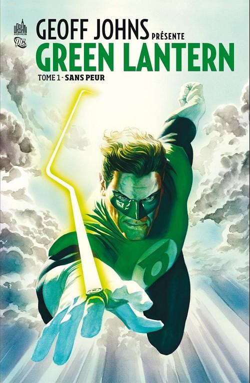 [DC Signatures] Geoff Jones Presnte: Green Lantern - T01 - FR - CBR