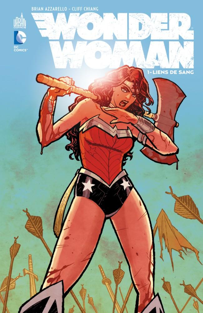 [DC Renaissance] Wonder Woman - Liens de sang - FR - CBR