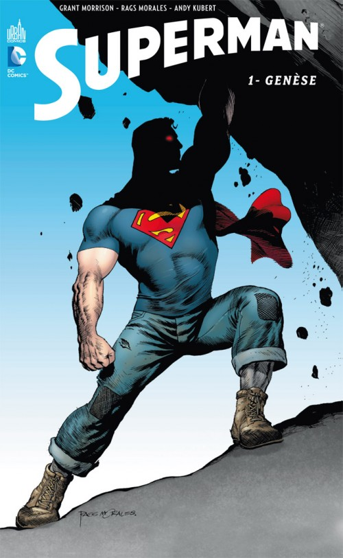 [DC Renaissance] Superman - Genèse - FR - CBR