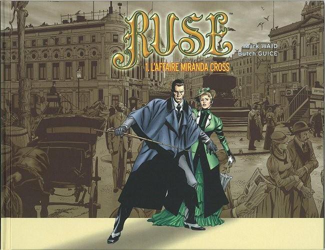 Ruse - T01 - L'affaire Miranda Cross