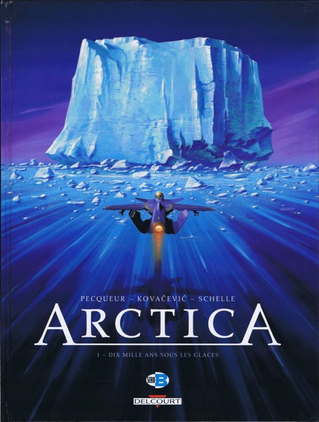 Arctica [4 tomes] [CBZ] [Liens Direct]