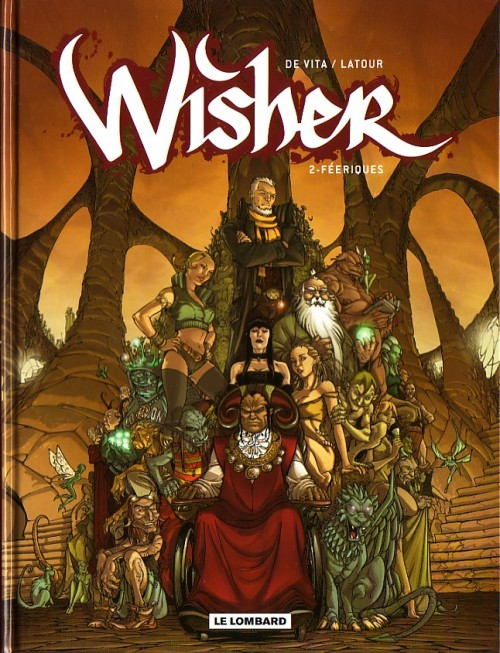 Wisher [CBR] [FR] Serie Complete