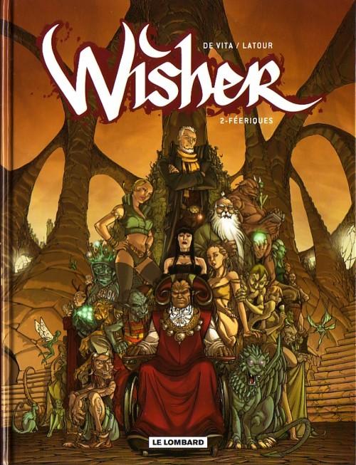 Wisher [CBR] [FR] Serie Complete