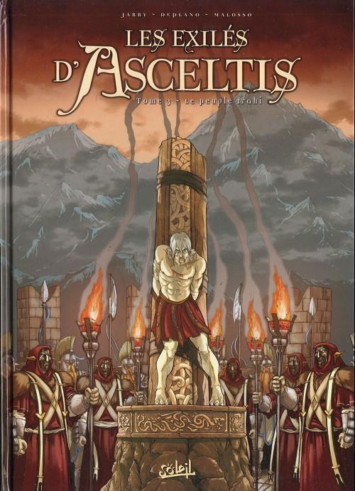 [CBR] Exiles d'Asceltis (Les) T1 a 3