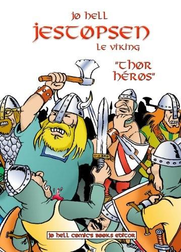 BD : Thor Héros. Couv_99476