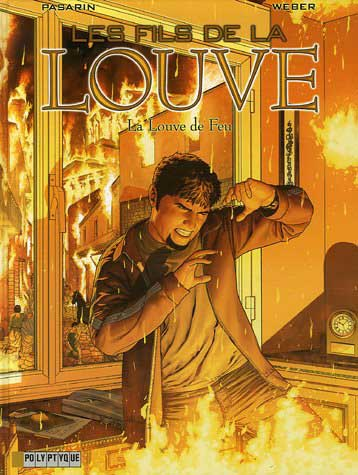 Les Fils de la Louve [CBR] [FR] Serie Complete