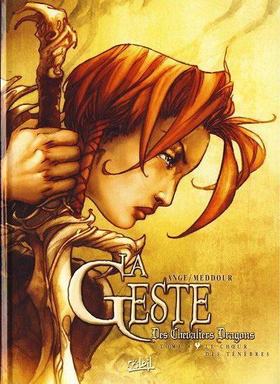 La Geste des Chevaliers Dragons T1-10 FRENCH