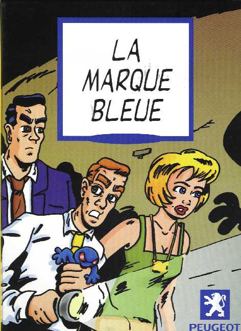 Blake et Mortimer MarqueBleueLapub_30012005