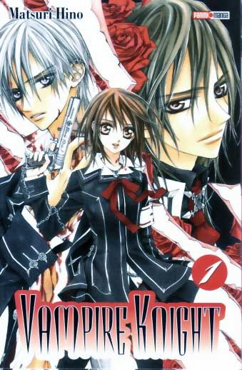 Vampire Knight*Saison1 vostfr by System313 Torrent411 com preview 0