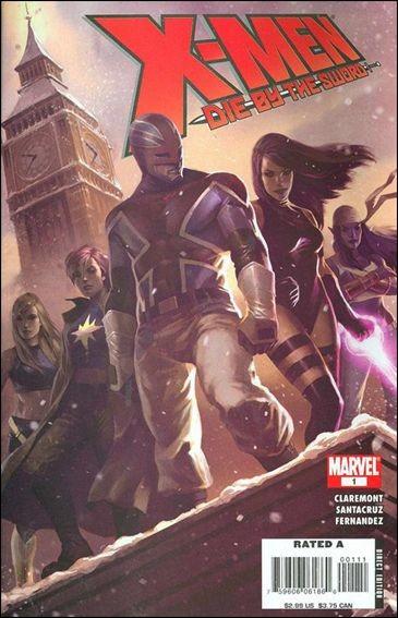 X-Men Die by Sword [CBR] [FR] 5T Serie Complete