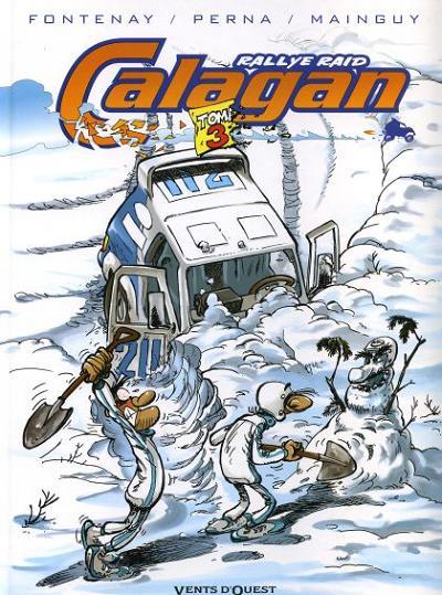 Calagan, tome 3