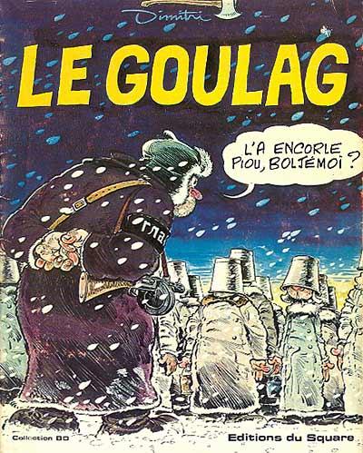 BD   le Goulag ( Dimitri )   16 Albums preview 0