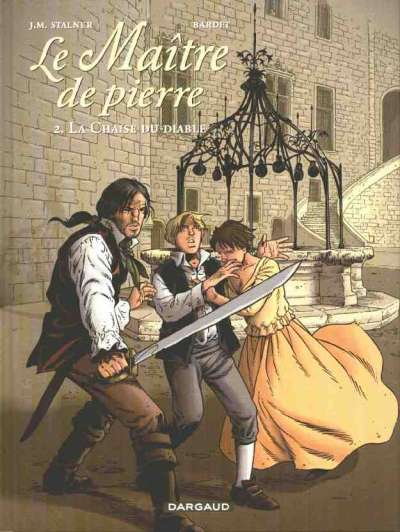 Le Maitre De Pierre [Lien Direct]