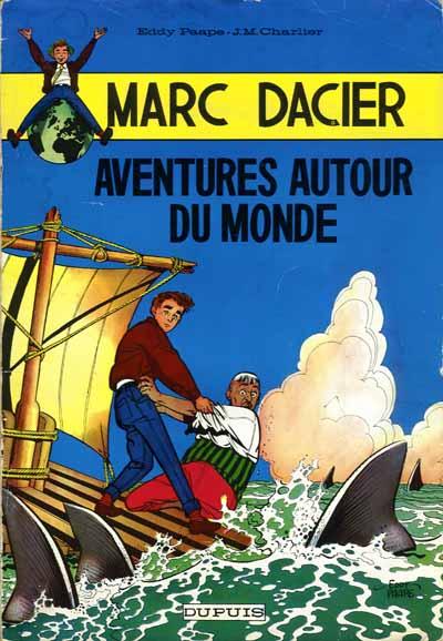 Marc Dacier T01 à 13