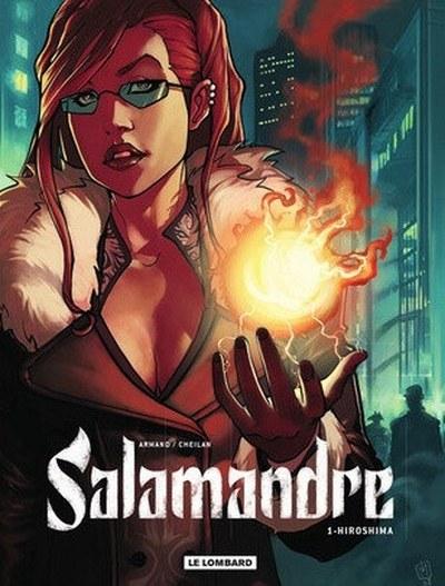 Salamandre, tome 1