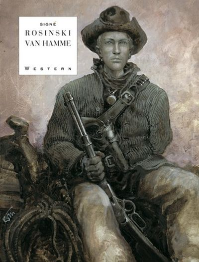 Western - One Shot (2001) - Rosinsky Van Hamme