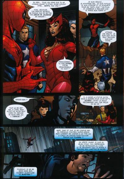 Comics SpidermanMarvelKnights_11112006