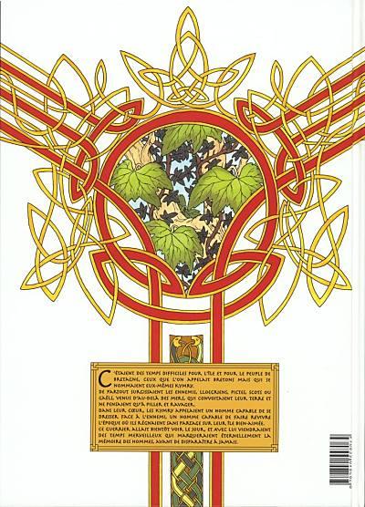 400 x 556 px - Verso de Arthur  Drystan et Esyllt