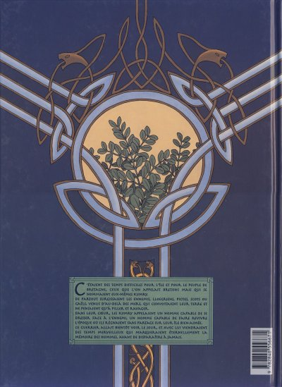 400 x 549 px - Verso de Arthur  Kulhwch et Olwen