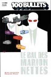100 Bullets (albums brochés) -8- Le bal des marionnettes