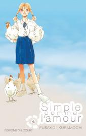 Simple comme l'amour -4- Tome 4