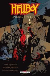 Hellboy (Delcourt) -11- L'Homme tordu