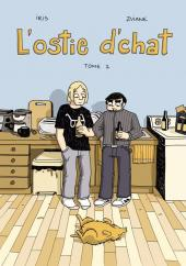 Couverture de L'ostie d'chat -1- Tome 1