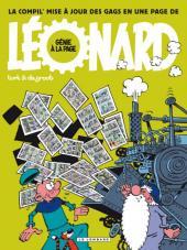 Léonard -Compil3- Génie à la page