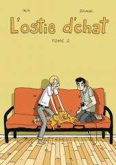 Couverture de L'ostie d'chat -2- Tome 2