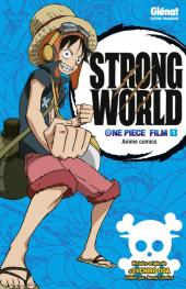One Piece -HS8- Strong World tome 01