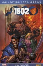 1602 (100% Marvel) -4- Les Fantastick
