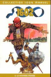 1602 (100% Marvel) -3- Le Nouveau Monde