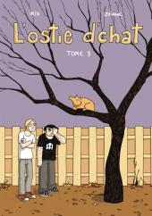 Couverture de L'ostie d'chat -3- Tome 3