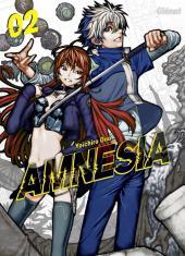Amnesia (Yôichirô) -2- Tome 2