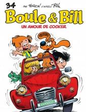 Boule et Bill -02- (Édition actuelle) -34- Un amour de cocker