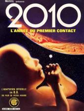 Top BD -6- 2010, l'année du premier contact
