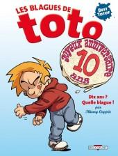 Les blagues de Toto -HSBO1- Dix ans ? Quelle blague !