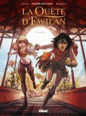 La quête d'Ewilan -2- Akiro