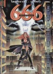 666 -1- Ante demonium