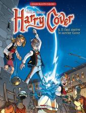 Harry Cover -3- Il faut sauver le sorcier Cover