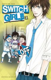 Switch Girl -3- Tome 3